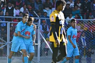 El Alto estrena moderno estadio en Villa Ingenio con clásico paceño