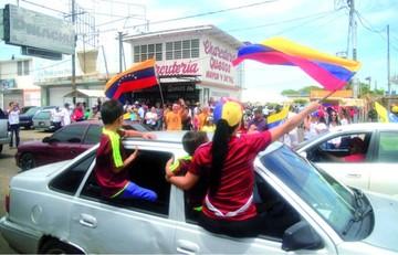 Venezuela: Masivo rechazo a Constituyente de Maduro