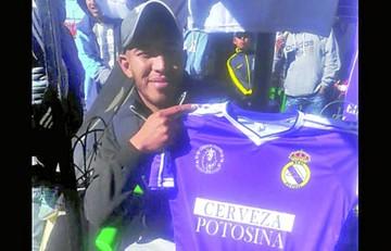 Yecerotte regresa a filas de Real Potosí