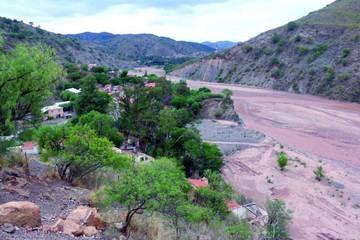 Piden acelerar el proyecto de agua y riego Cachimayu