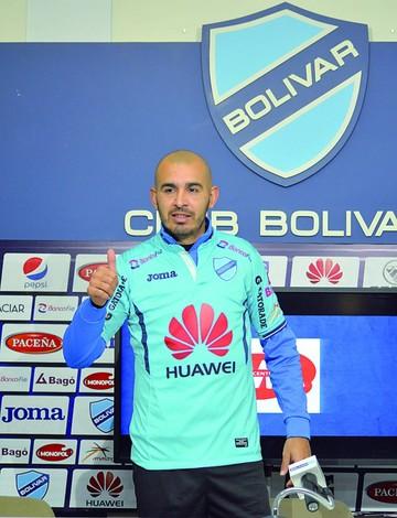Marcos Riquelme promete goles en la Academia