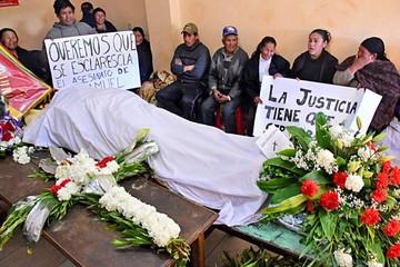Colomi: Descarta muerte por bala en lío de cocaleros