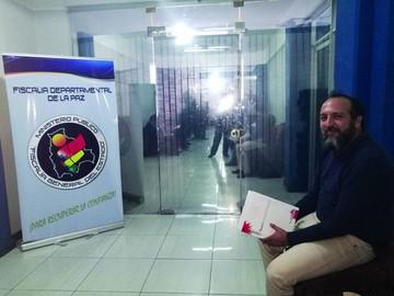 Aprehenden a otro ex gerente de Bolivia TV