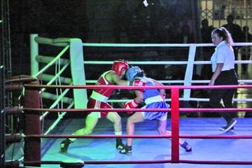 Bolivarianos, el reto del box