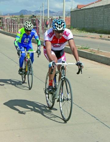 Ciclismo se alista en carretera para  Nacional de pista