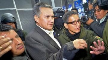 Solicitarán declaración de Quintana en caso de suplantación del hijo de Zapata y Evo