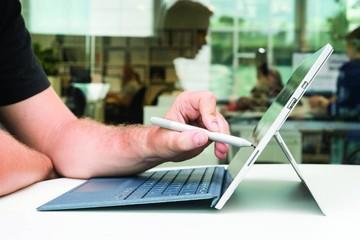 Microsoft lanza su nueva notebook: La Surface Pro