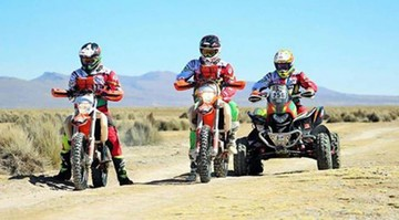 El Team Nosiglia, inscrito para el Rally Dakar 2018