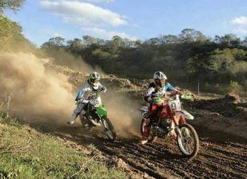 Moto: Muyupampa alberga hoy carrera departamental