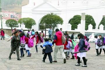 Estudiantes de Chuquisaca retornarán a clases con horario de invierno
