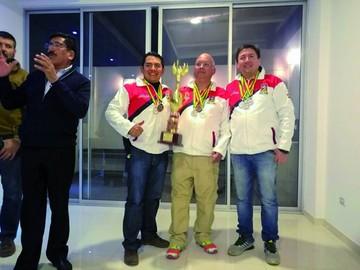 Capitalinos suben al podio en Tiro Deportivo