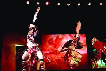 Hoy, Gil Dance presenta  una velada folclórica