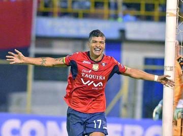 Gabriel Ríos se aleja de Wilster y podría jugar en el exterior