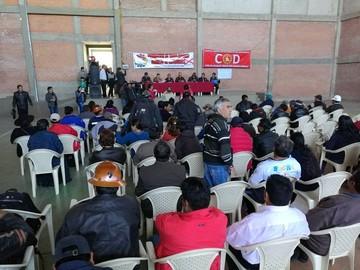 COB dice que el Gobierno desafía al pueblo con rechazo a la eliminación del alza eléctrica
