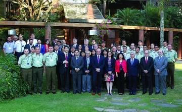 Bolivia y Chile acuerdan amplia cooperación en fronteras