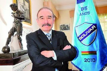 Loayza, candidato a la FBF