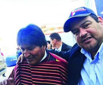 Evo dice que no sabía de las andanzas de Gutiérrez