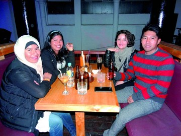 Aniversario de Reset Café Lounge