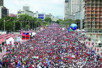 Venezuela: Toma dispara tensión por Constituyente