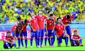 Chile tiembla