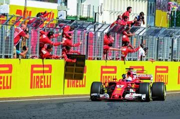 Dominio de Ferrari