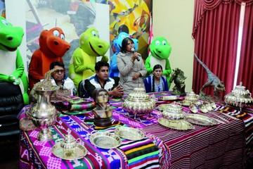 Feria artesanal destacará identidad de los pueblos