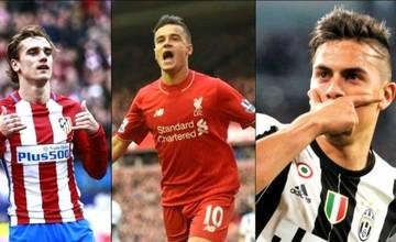 Dybala, Griezmann, Mbappé o Coutinho en la mira del Barcelona