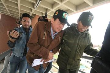 El Director de Derechos Reales es enviado a Palmasola con detención preventiva