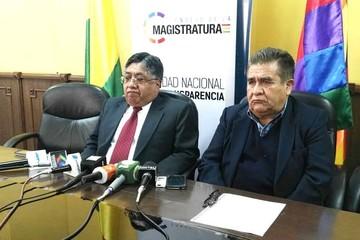 Magistratura destituye a director de Derechos Reales y anuncia proceso penal