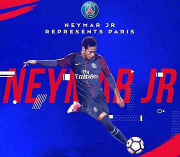 El PSG ya celebra en las redes sociales el fichaje de Neymar