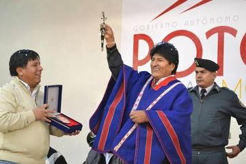 Evo Morales dará un mensaje al país y no un informe de gestión este 6 de agosto