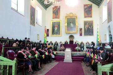 Sucre festeja a la Patria con mirada hacia Bicentenario