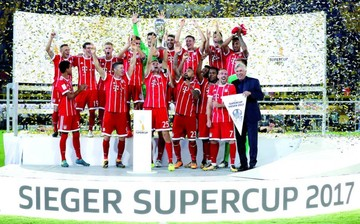 Bayern gana en penales