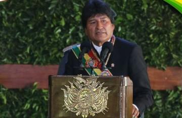 Evo llama a Chile a deponer hostilidad y retomar diálogo
