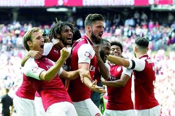 Arsenal se impone al Chelsea en los penales
