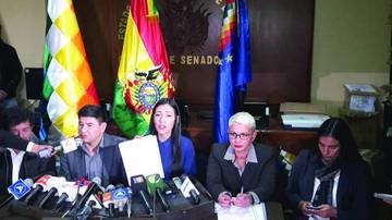 Judiciales: Comisión dará informe final  sobre impugnaciones