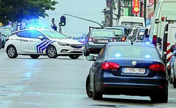 Bélgica: Detienen a sospechoso de portar explosivos