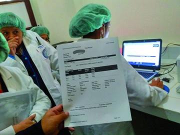 Equipo molecular permitirá estudios a pacientes con VIH