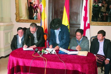 Juandedianos coordinarán trabajo en los dos centros