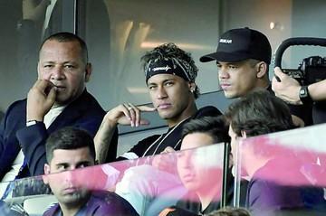 Neymar prepara demanda