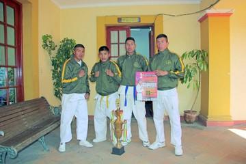 Policía busca a sus talentos de karate en el JRA