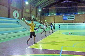 Handball evalúa avance