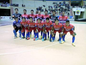 Futsal: Universitario recibe  al puntero Cobbel de Oruro