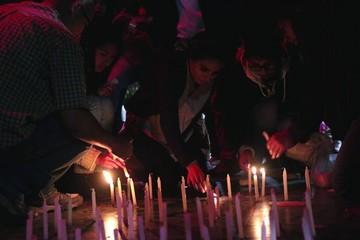 Activistas se movilizan en defensa del Tipnis