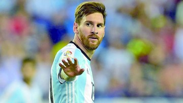 Messi lidera convocatoria