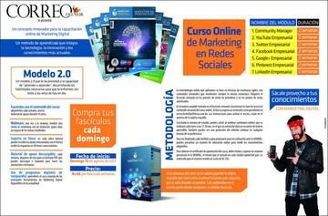 El curso de Marketing en Redes Sociales inicia hoy