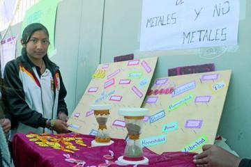 Estudiantes dan nuevo uso a materiales