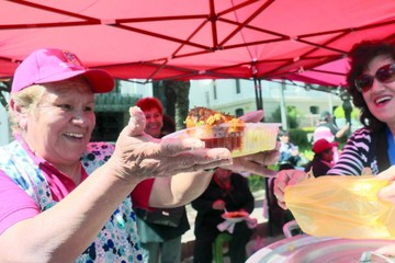 Ñaupa Mikuna deleita al público con tradiciones