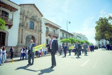 Don Bosco celebra sus Bodas de Oro