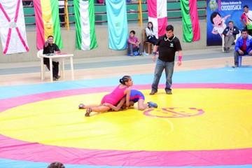 Sucre, en busca del título en el Nacional de Lucha
